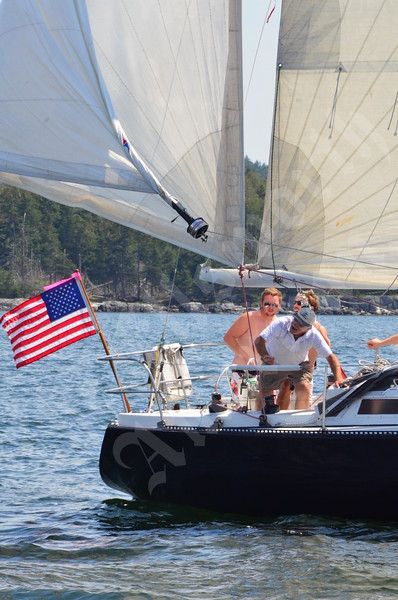 Retired Skippers Race 2015