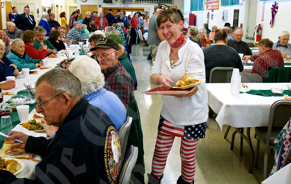 VFW Thanksgiving