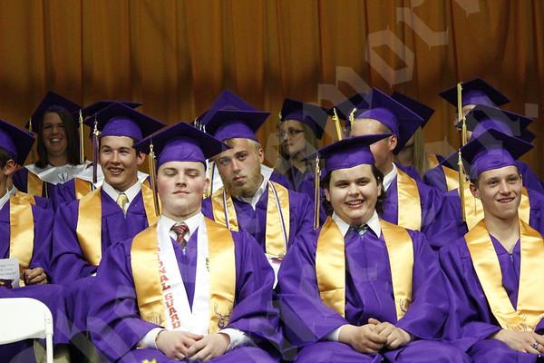 Bucksport High School Graduation 2014