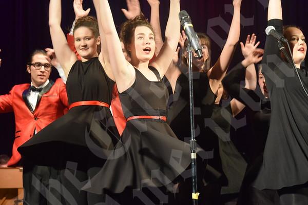 Ellsworth High School 2018 Show Choir