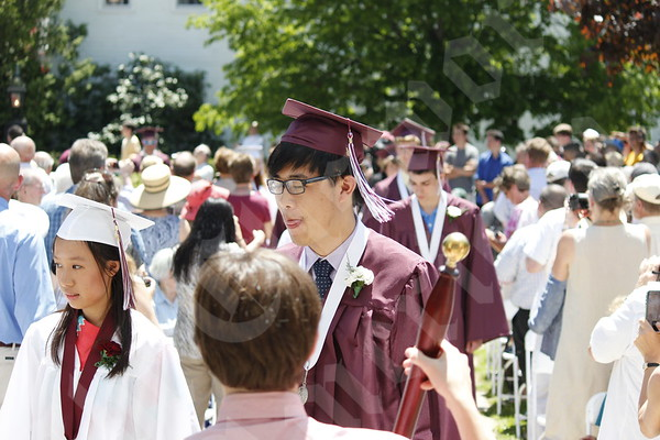 GSA Graduation; 2014