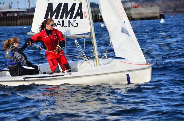 High School Sailing
