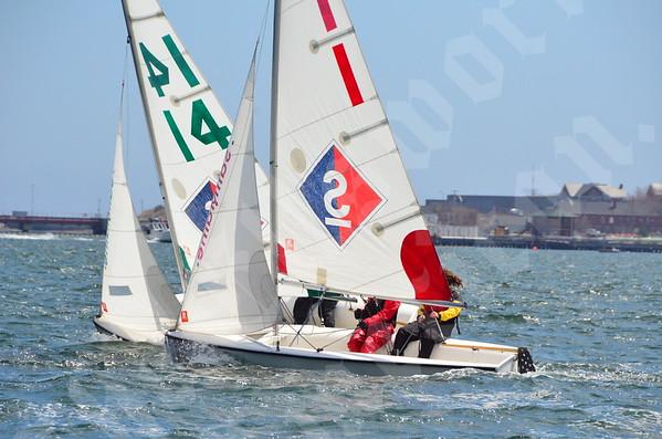 MDIHS sailing