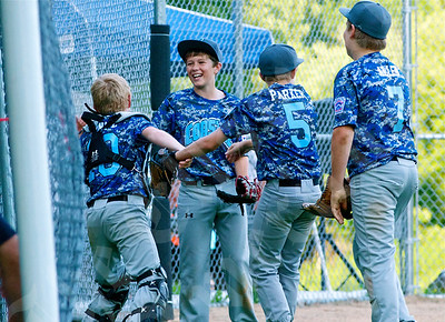 2014 Little League All-stars: Calais at Coastal 7/6