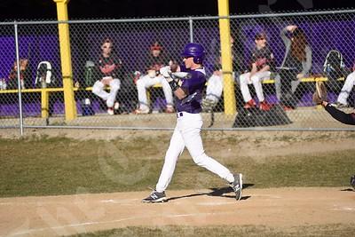Baseball_Bucksport vs Central - Vortherms
