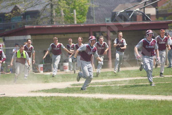 5/28/2016 Baseball - Ellsworth vs. Hermon