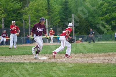 GSA baseball vs Dexter - Vortherms