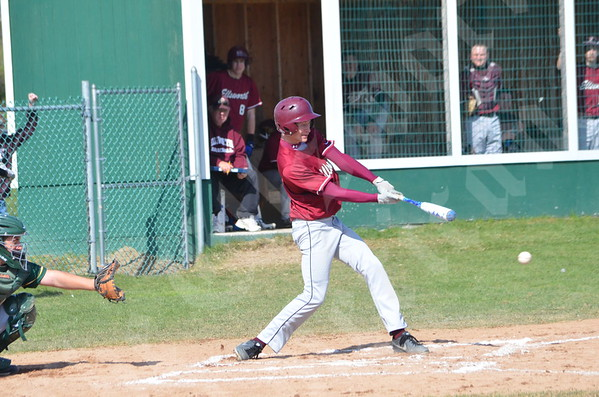 Baseball; Ellsworth vs MDI; 5/3