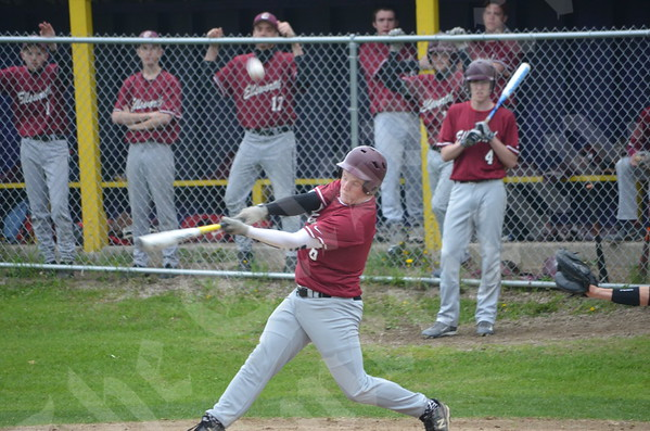 Baseball; Ellsworth vs Bucksport; 5/27