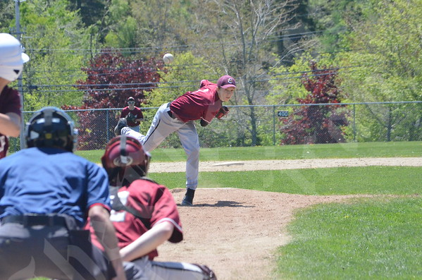 Baseball; Foxcroft vs Ellsworth; 5/31