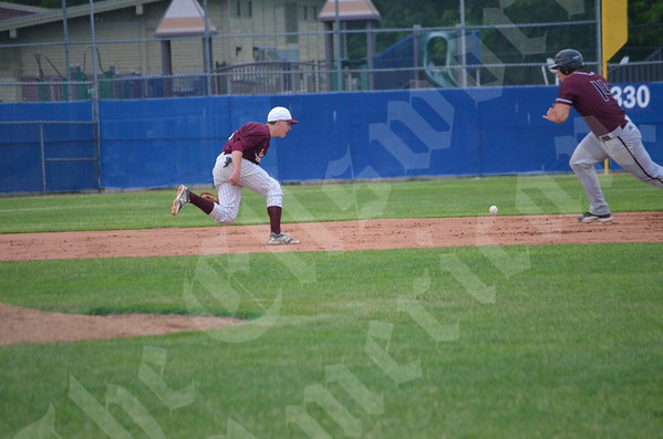 Baseball: GSA vs. Washington Academy 6/17