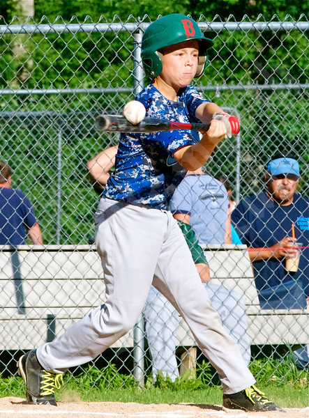 Baseball; Little League 11-12 All-Stars; Coastal vs Acadians; 7/10