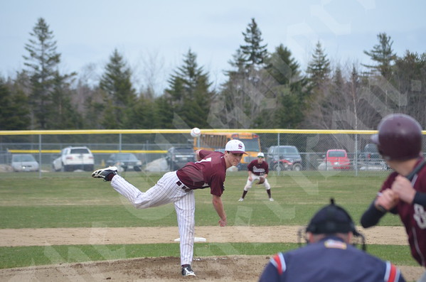 Baseball; Orono vs GSA; 4/30