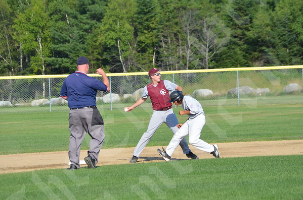 Coastal vs Ellsworth Junior League Playoff; 7/16
