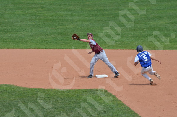 Ellsworth vs. Falmouth Junior League State Tournament 7/21