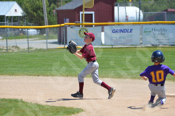 Tournament of Champions; Ellsworth 2 vs Bucksport, 6/21