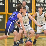 1/31/19 Mount Desert Island Basketball (Boys — Hermon)