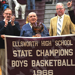 1966 Ellsworth boys' basketball 01/27/2016