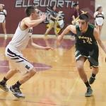 2/10/17 Ellsworth Basketball (Boys — Mount Desert Island)