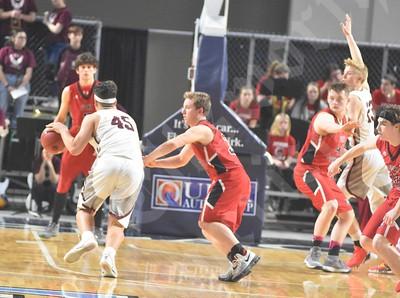 2/23/18-2/24/18 GSA Basketball (Boys — Fort Kent and Fort Fairfield)