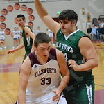 Boys' Basketball: Ellsworth vs. Old Town 12/16/2014