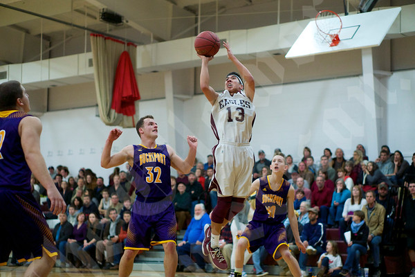 Boys' Basketball: GSA vs. Bucksport 1/2/2015