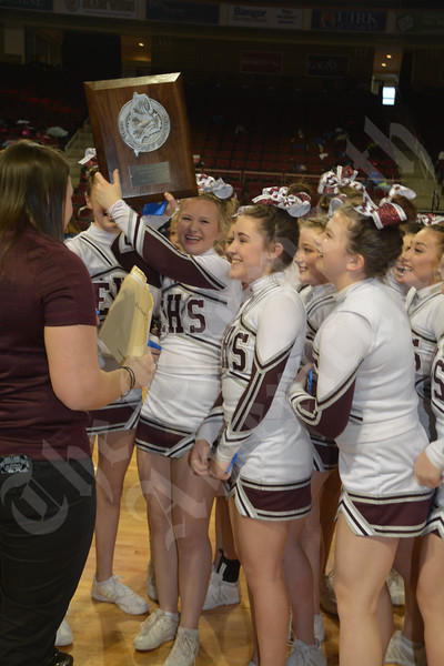 2/6/2016 Cheering state championships