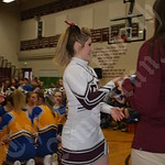 Big East Cheering Competition 1/10/2015