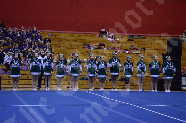 Cheering: Eastern Maine Class B