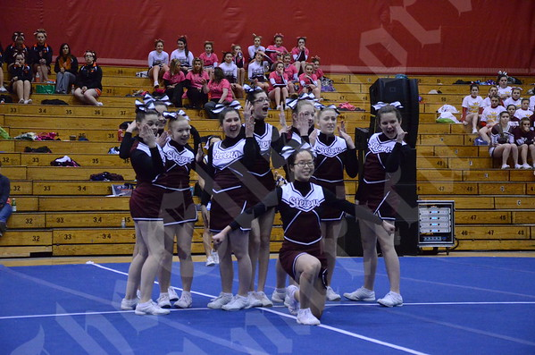Cheering: Eastern Maine Class C