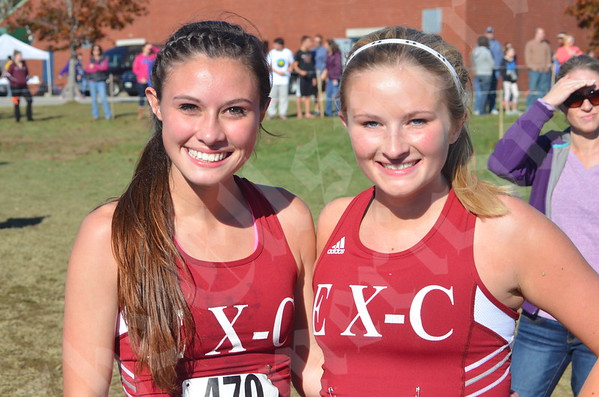 High School XC - Eastern Maine Championship 10/25/2014
