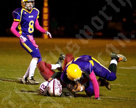Bucksport vs Orono 11/8