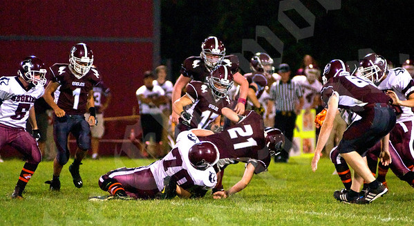 Football: MCI vs Ellsworth: 9/5