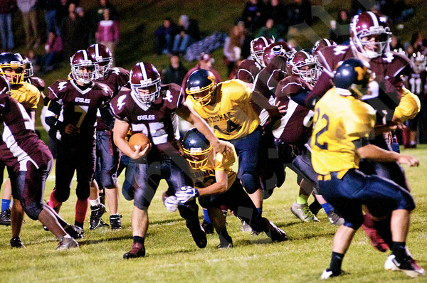 Football: Medomak vs Ellsworth: 9/19