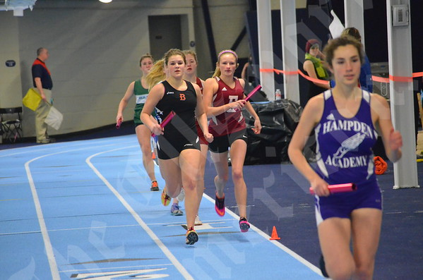Eastern Maine Indoor Track League Championship; 2/8