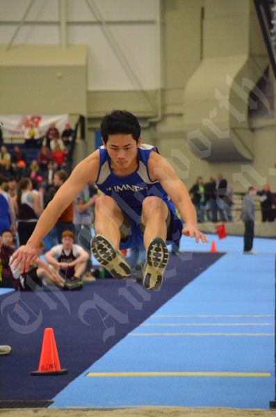 Eastern Maine Indoor Track League Meet; 1/28