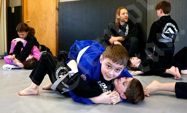 Acadia Brazilian Jiu-Jitsu 3/21/2015
