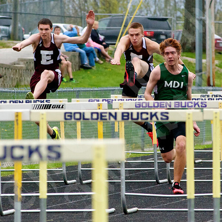 Hancock County Track Meet; 5/23