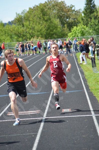 Outdoor Track: PVC Large Schools Championship