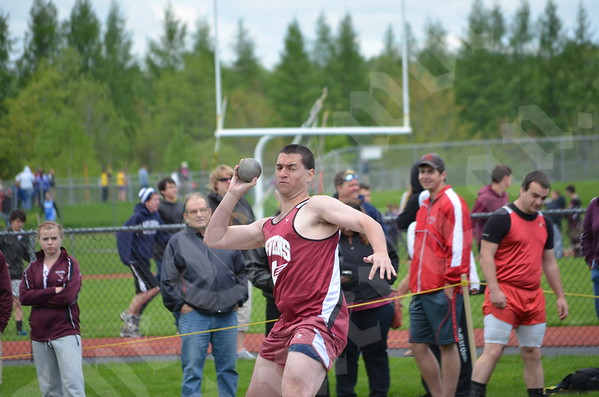 Outdoor Track: PVC Small Schools Championship