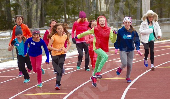 Girls on the Run - Vortherms