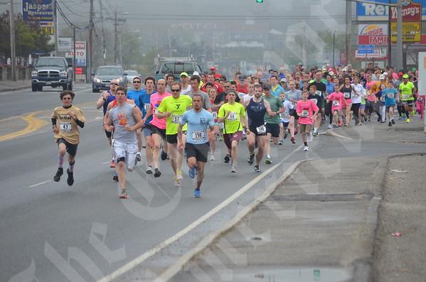 Main Street Memorial Mile 2014