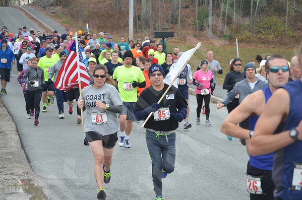 Veteran's Day Remembrance Race