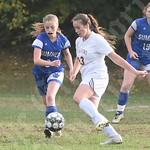 10/12/18, 10/15/18 Sumner Soccer Games (Girls, Boys — Bucksport)