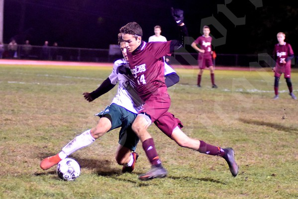 10/2/19 MDI vs. Ellsworth Soccer Game (Boys)