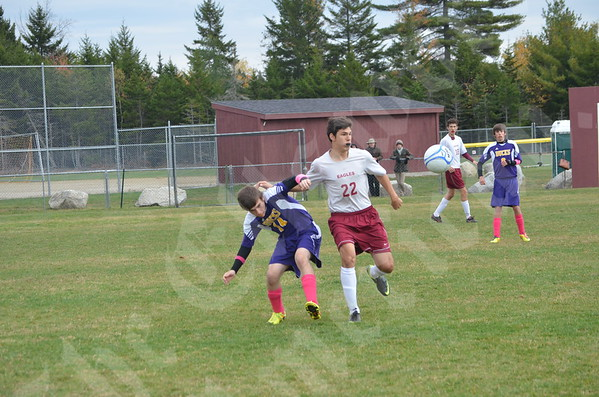 High School Boys - Bucksport vs. GSA 2013