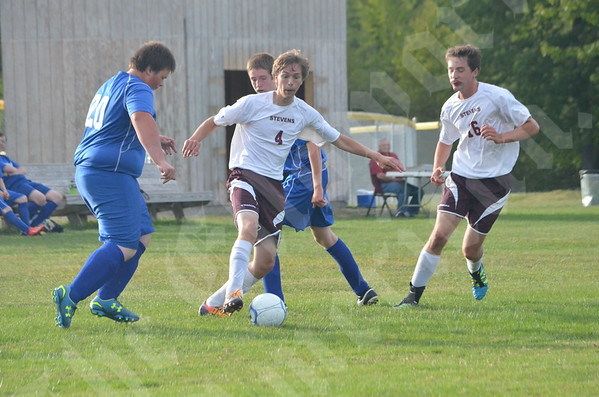 High School Boys - GSA vs. DI-S 9/9/2014