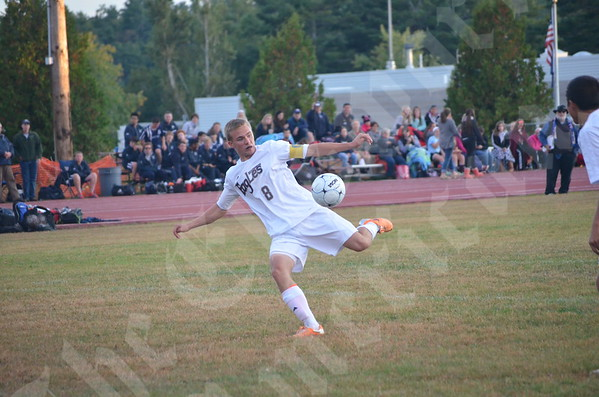 High School Boys - Ellsworth vs. Presque Isle 9/23/2014