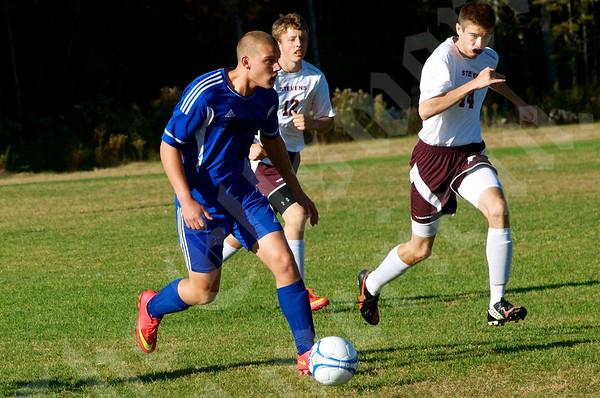 High School Boys  - GSA vs. Sumner 10/2/2014