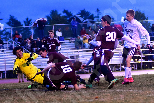 Ellsworth vs. Foxcroft 10/28/2015